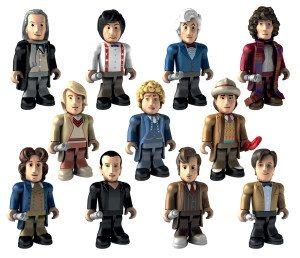doctor Who Anniversary micro-figures-1