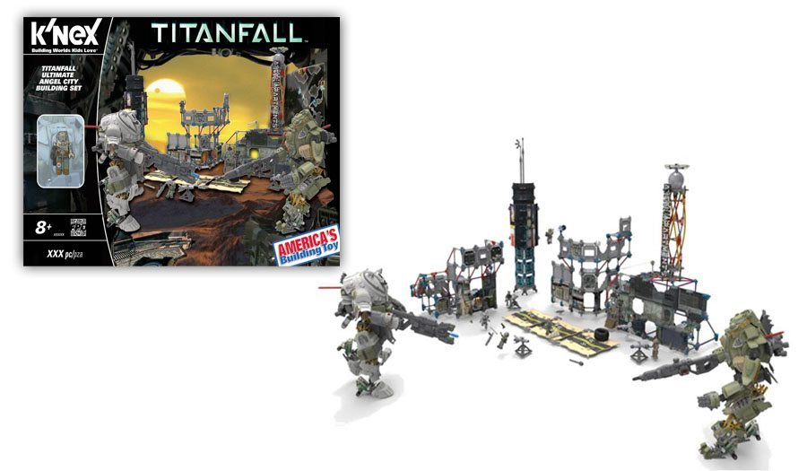 titanfall #69500 Ultimate Angel City Campaign