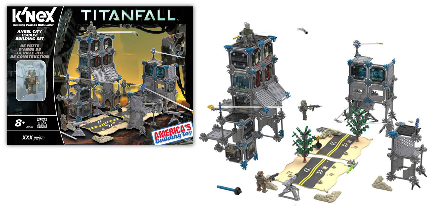 titanfall #69505 Angel City Escape